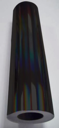 "24"" x 6 foot Black Oil Slick"