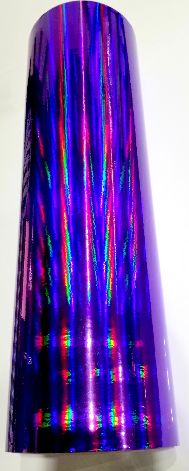 "24"" x 10 foot Royal Purple Oil Slick"
